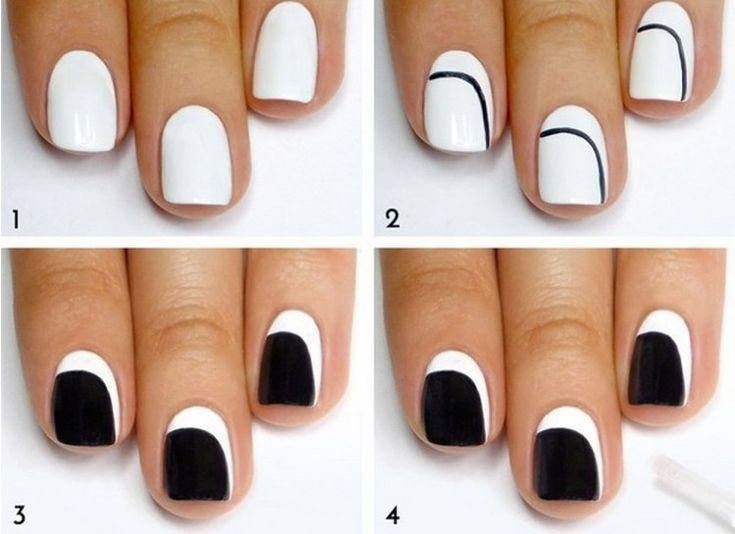 15 Super-Easy Nail Art Ideas That Your Friends Will Think Took You Hours | Creative & Unique Nail Art To Try | For More Great Makeup Tips & Advice Visit MakeupTutorials.com.