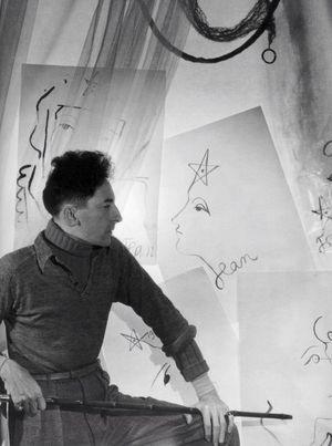 Jean Cocteau, 1935
