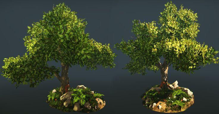 crysis 3 tree poly - Google Search