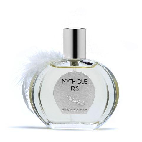 Přírodní parfém Mythique Iris od Aimeé de Mars. Využijte dopravu zdarma při nákupu nad 890 Kč nebo výdejní místo zdarma v naší kamenné prodejně NuSpring v Praze.