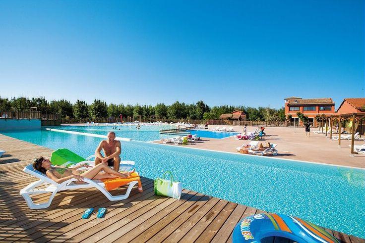 Camping Marseillan Plage Homair, location camping pas cher à Marseillan Plage au Camping Beach Garden 4* prix promo Homair Vacances à partir de 224.00 Euros TTC