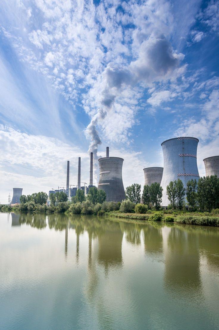 Thermal power station - Turceni, Romania - null