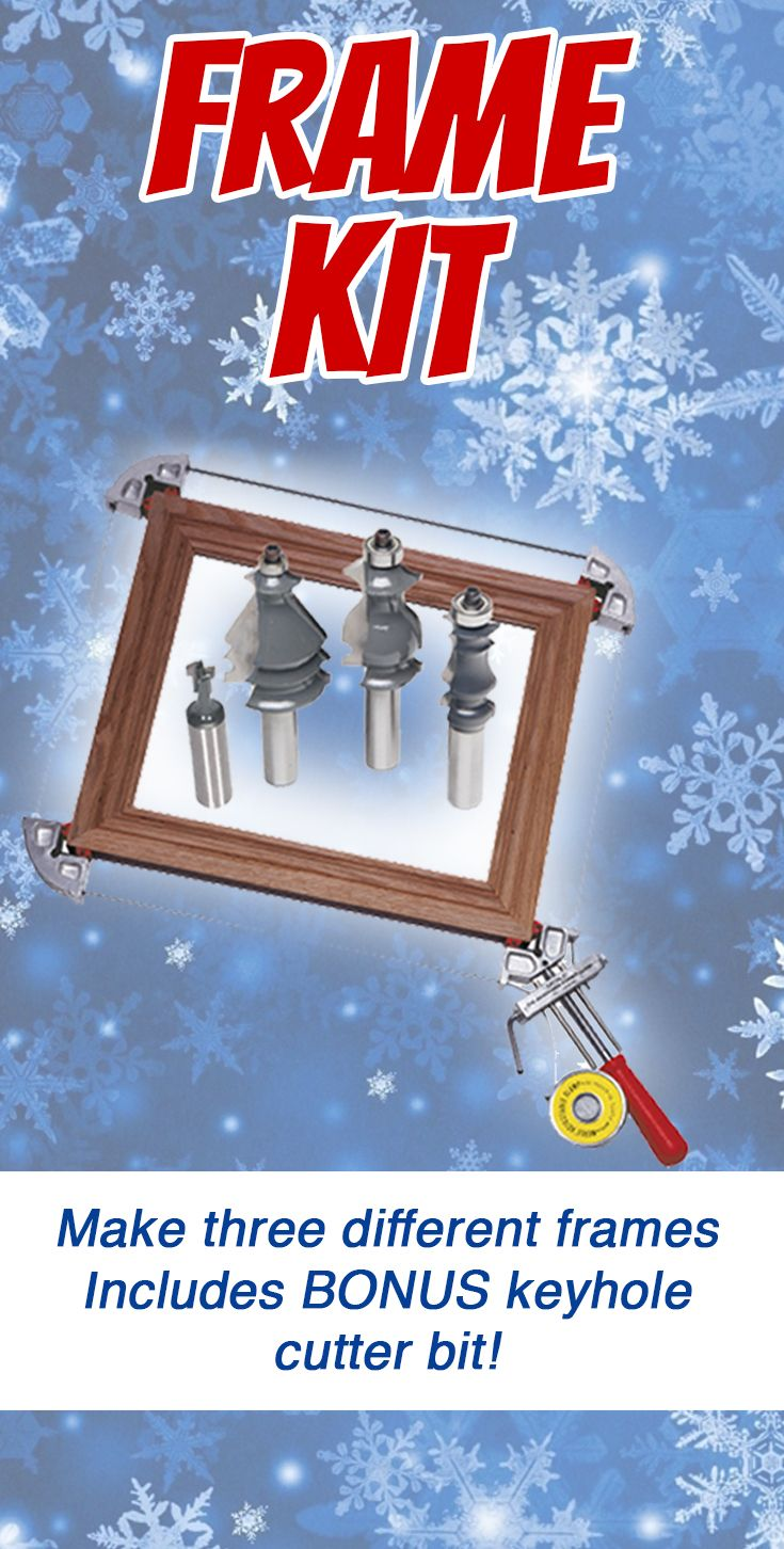 Perfect #holiday gift idea for a woodworker - also a great DIY to make presents!