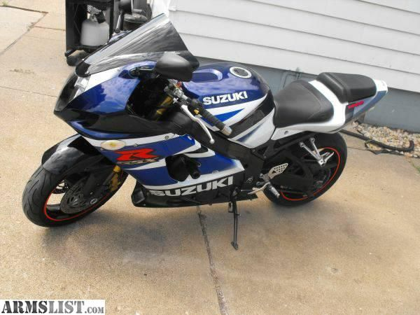 ARMSLIST - For Sale: 2003 GSXR-1000 for sale or trade!!