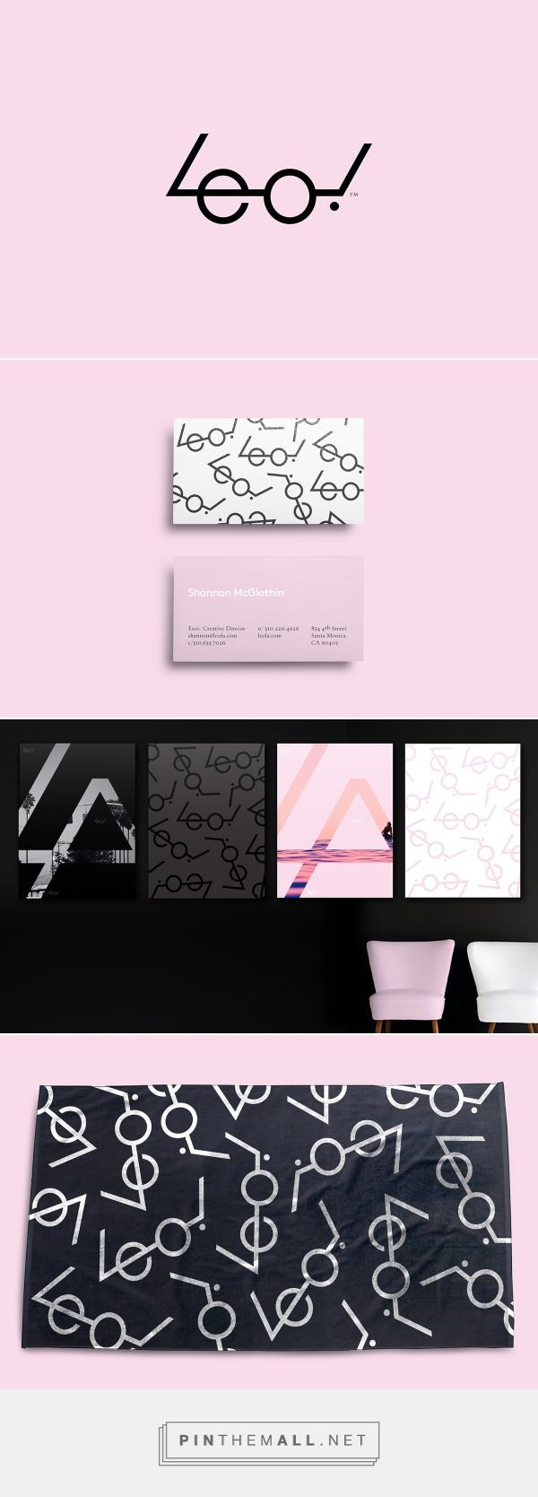 Leo! on Behance | Fivestar Branding – Design and Branding Agency & Inspiration Gallery