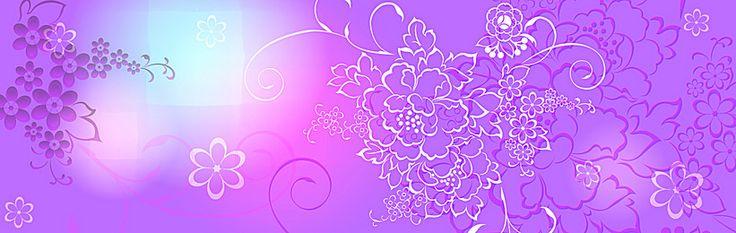 Virágos minta háttérben