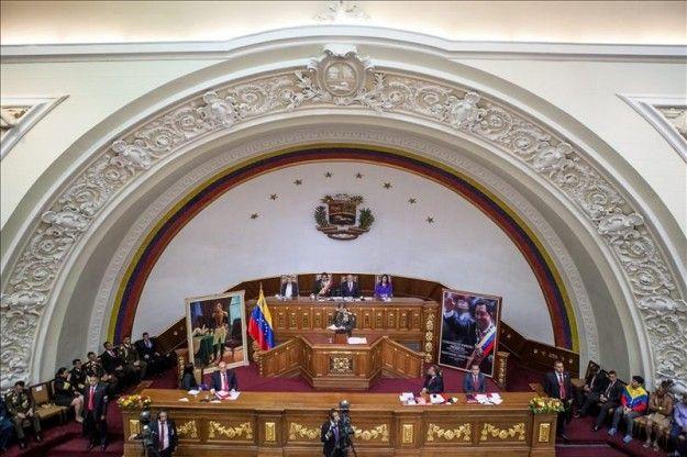 Jefe militar venezolano da vivas al socialismo en el aniversario de la Independencia - USA Hispanic