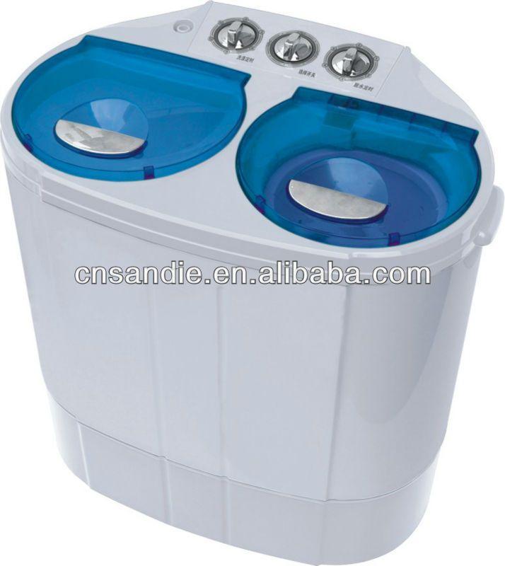 Wonderful Washing Machine With Dryer Part - 4: 2.5kg Mini Twin Tub Portable Sharp Washing Machine With Dryer