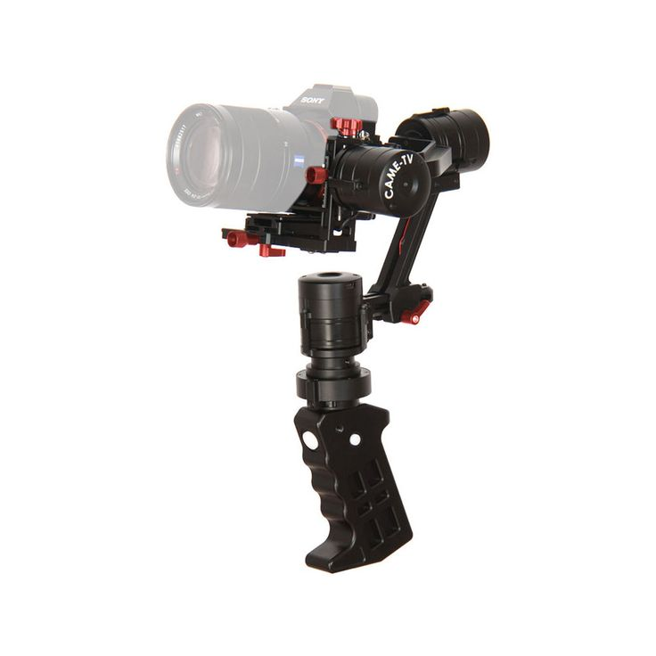 Came-TV Came-Single Kit Gyrostabilisateur Gimbal 3 axes 32bits + valise