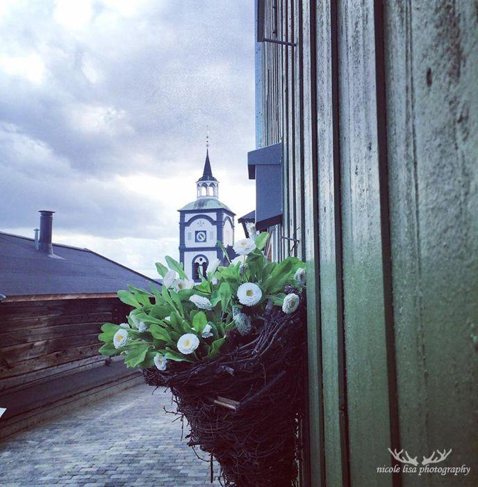 Røros Kirke (Church), Sør Trøndelag, Norway - Nicole Lisa Photography