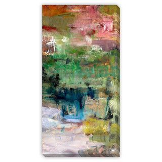 Sylvia Angeli's 'Encapsulate I' Canvas Gallery Wrap