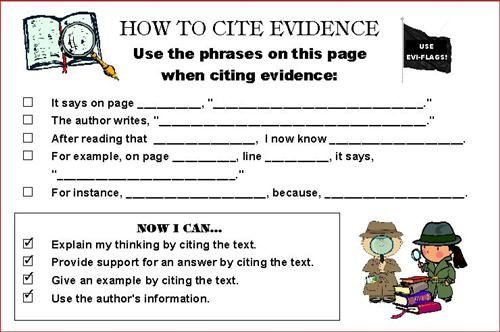 textual evidence for definition essay What is evidence-based is simply that they will need to use evidence from the text along with evidence from incorporating evidence into your essay pamphlet.