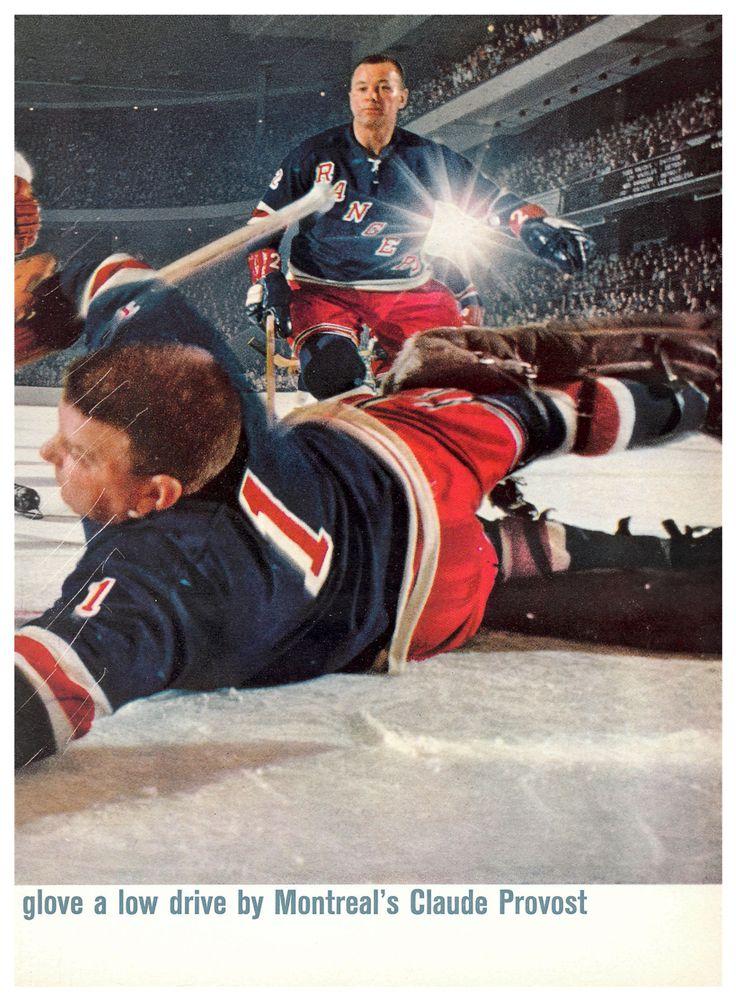 January 15, 1962 Issue Viewer Rangers hockey, National