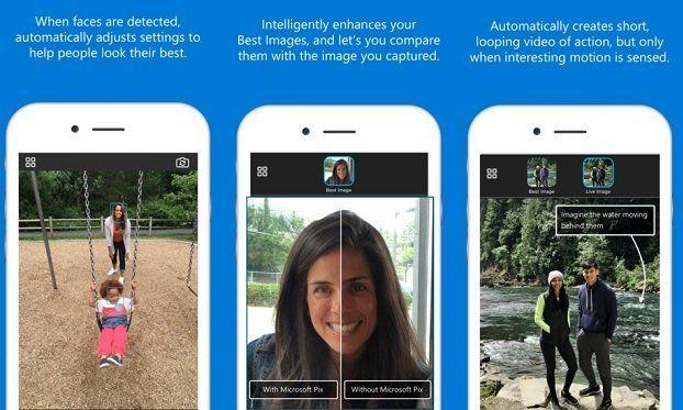 Pix: Aplikasi Selfie dengan Kecerdasan Buatan dari Microsoft
