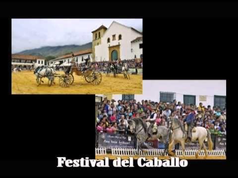 Video Oficial Festival del Caballo en #VilladeLeyva 2014. Los esperamos en el El Solar de la Guaca, refugio gastronómico.
