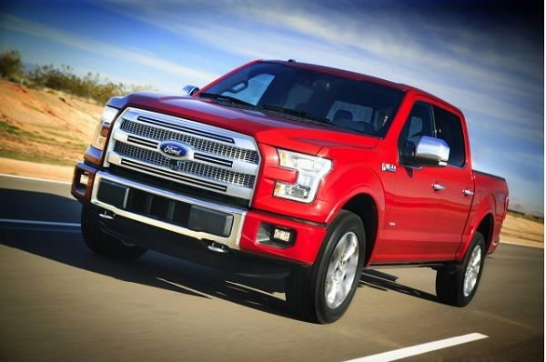 2015 Ford Pickup F-150 Review