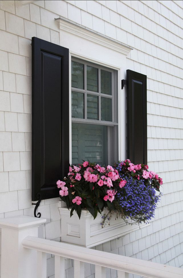 379 best images about window boxes on pinterest window. Black Bedroom Furniture Sets. Home Design Ideas
