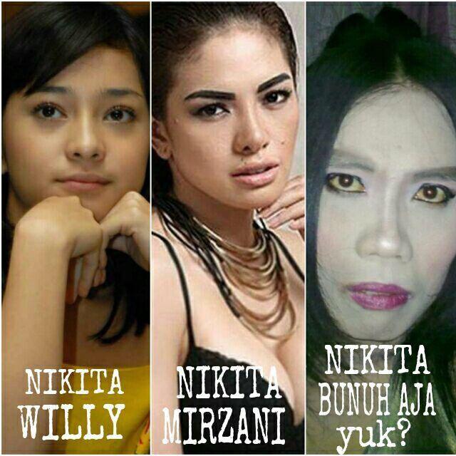 Macam - macam Nikita