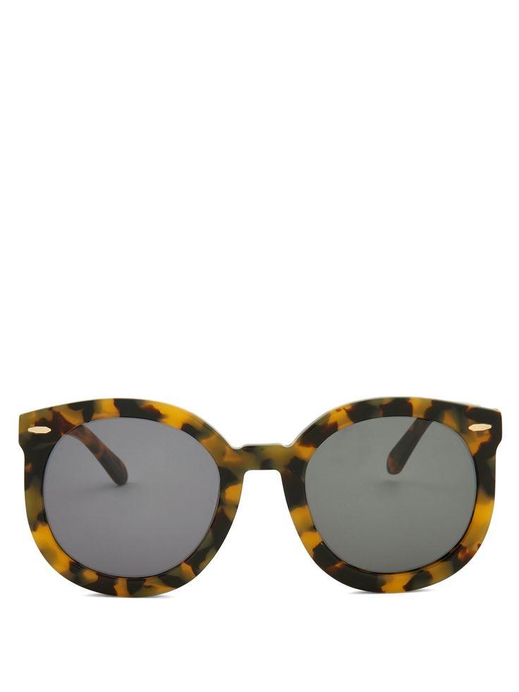 Super Duper Strength sunglasses | Karen Walker Eyewear | MATCHESFASHION.COM