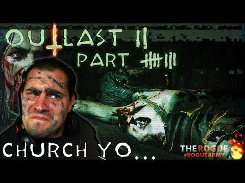 New on my channel: Outlast 2 RoguePlay Part 8 - Sullivan Knoth is a MONSTER! (Outlast II) The Rogue  https://youtube.com/watch?v=JEz2G8gg4lI
