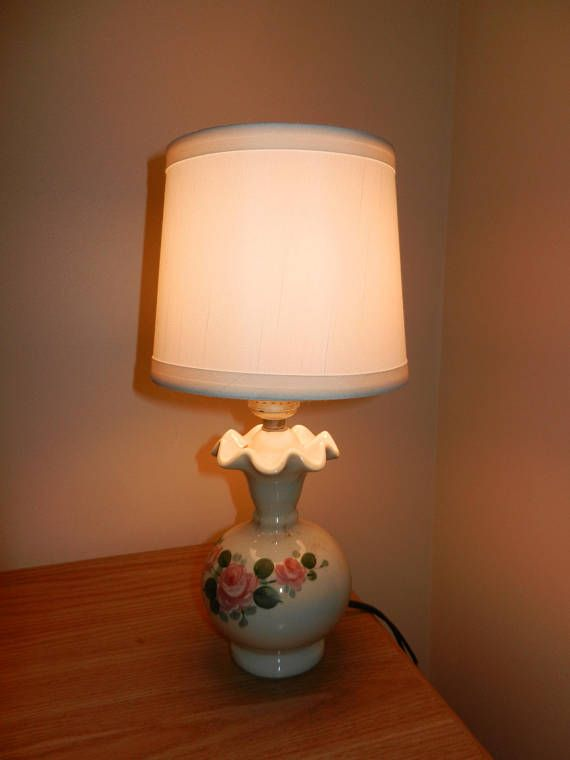 Two Antique White Porcelain End Table Lamps Availabled 100 Yrs Old Lamp Only No Shades Table Lamp Lamp