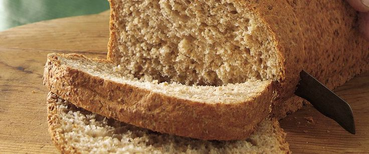 Plug in your bread machine. Here's a delicious way to enjoy grains.
