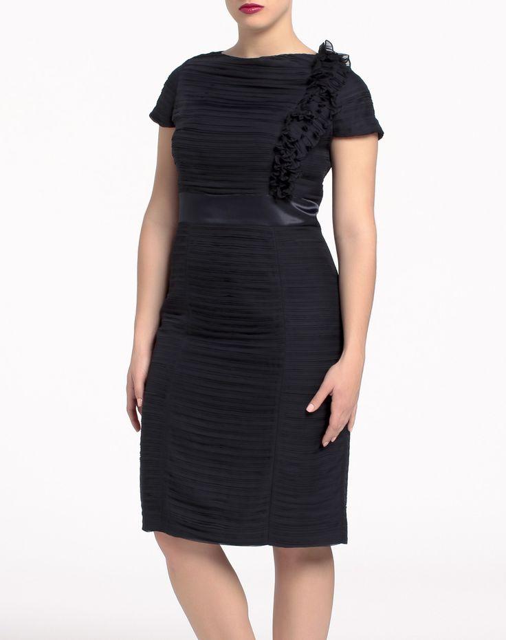 34 best images about vestidos talla grande on pinterest for Vestidos adolfo dominguez u