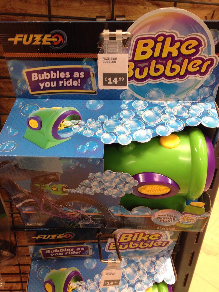 Bike bubble gum