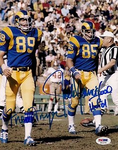Rams - Fred Dryer and Jack Youngblood, back when the Rams were Badass!! and minus FRONTIERE, BOOOOOO!!!