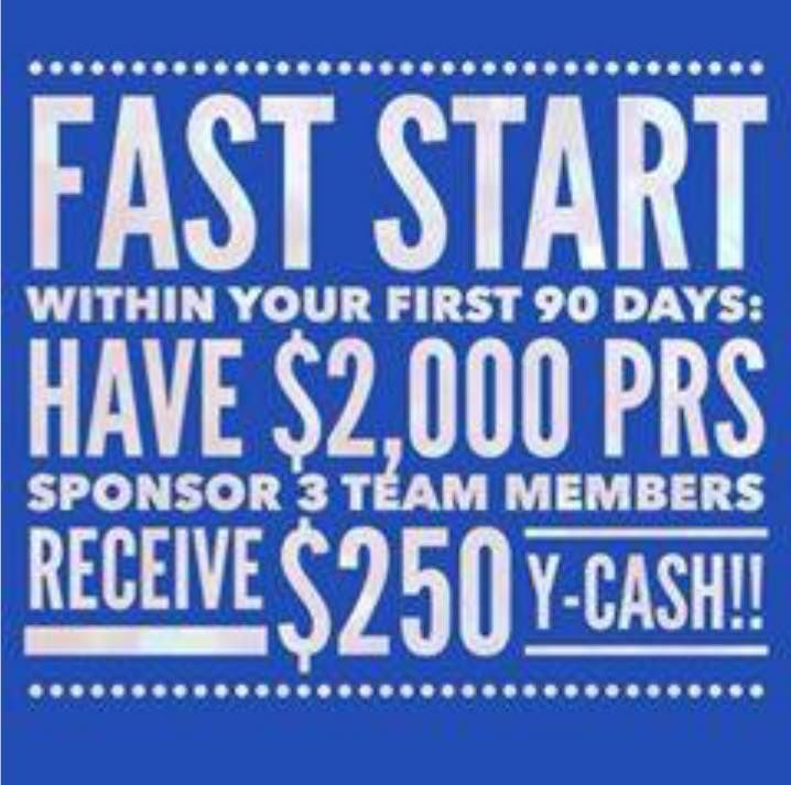 Join with a FAST START!