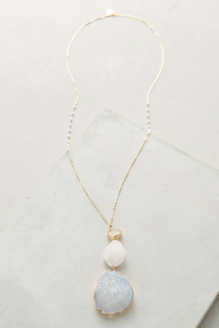 Shades of White Pendant /