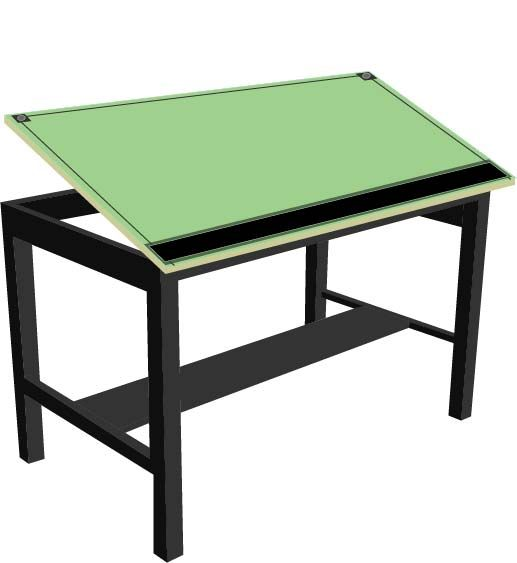 If You Want To Be A Classic Architect Youu0027ll Want To Get A Drafting Table.  You Can Design And Create Architectural Drawings On Them.