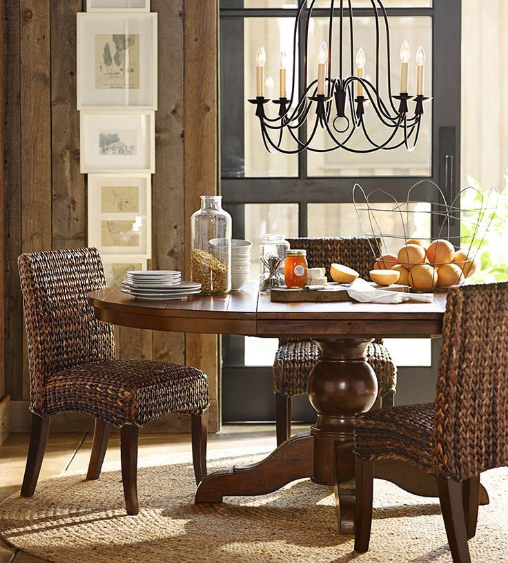 How To Choose A Kitchen Table: Interview With Susan Serra. Kitchen TablesDecorating  TipsPottery BarnInterviewDining Room Part 33