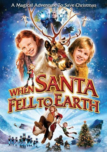 When Santa Fell To Earth Dvd 2011 Great Christmas Movies