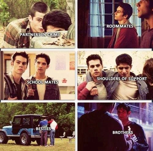 Scott & Stiles | Teen Wolf