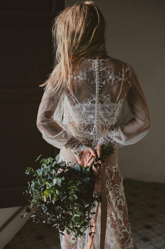 Immaclé Barcelona Wedding Dress Collection