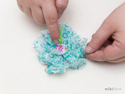 How to Make a Fabric Rose -- via wikiHow.com