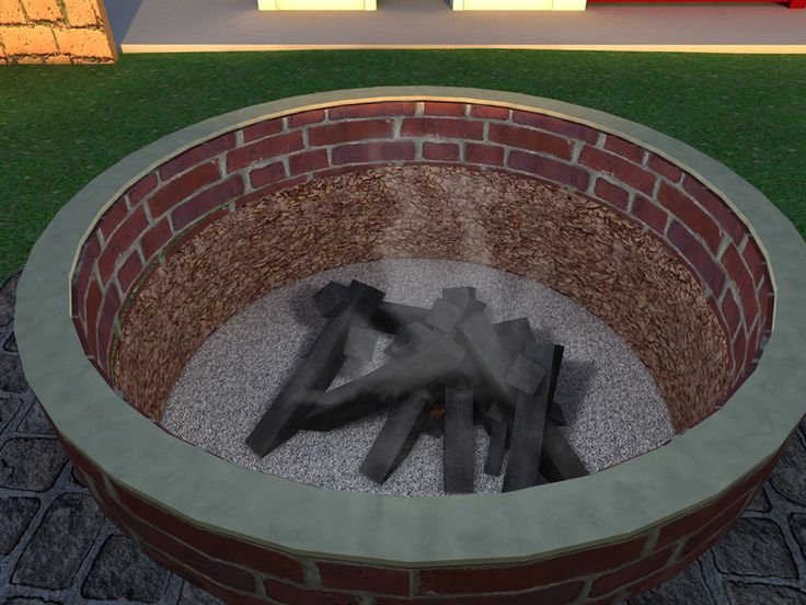 Image Result For Best Way To Build A Fire Pita