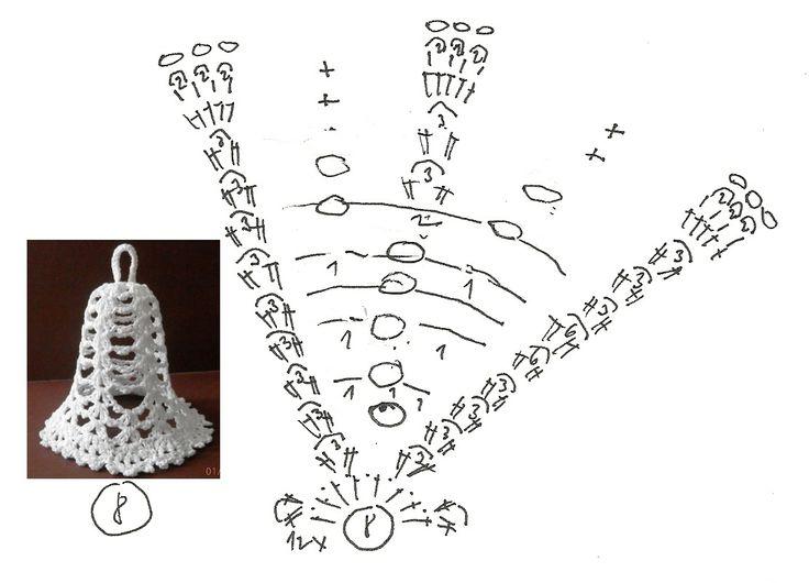Crochet campañas instrucciones 138
