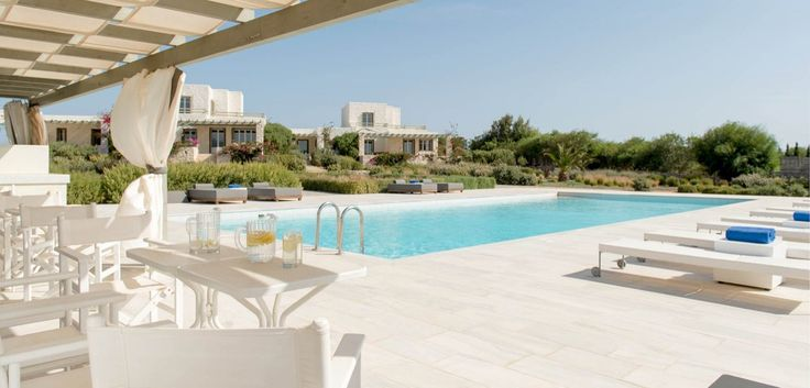 enjoy luxury villas Paros Island Greece