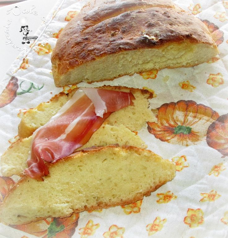 Pane+di+grano+duro+fatto+in+casa