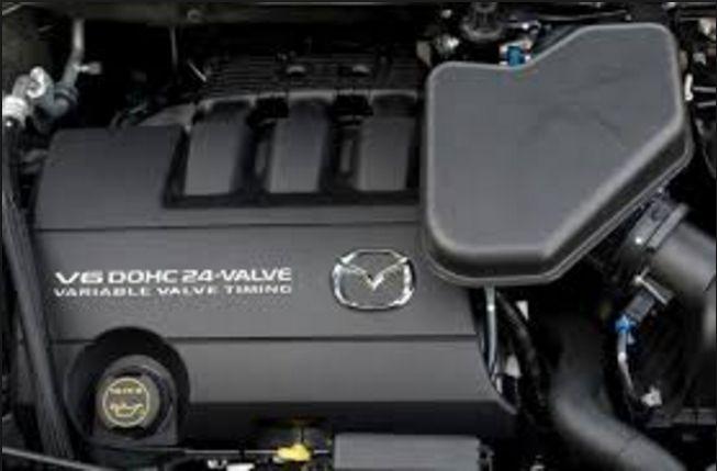 2018 Mazda RX-9 Engine System