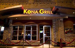 American Restaurant & Sushi : Happy Hour : Kansas City, MO | Kona Grill