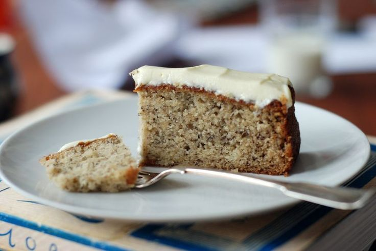 Wonderful Recipe for Banana Cake!  It's so good I never made the cream cheese frosting.  Added 1/2 tsp banana flavoring the last time I made it.