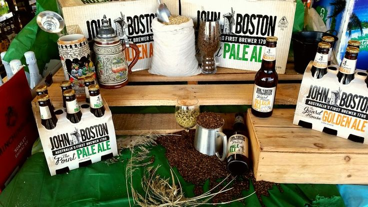John Boston ales. Balanced, layered, and affordable craft beers. Available at BWS.