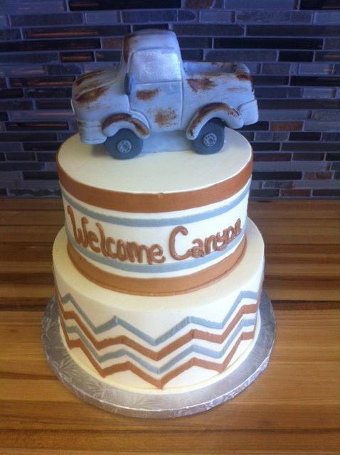 23 best Antique Car Cake for Baby images on Pinterest Car cakes