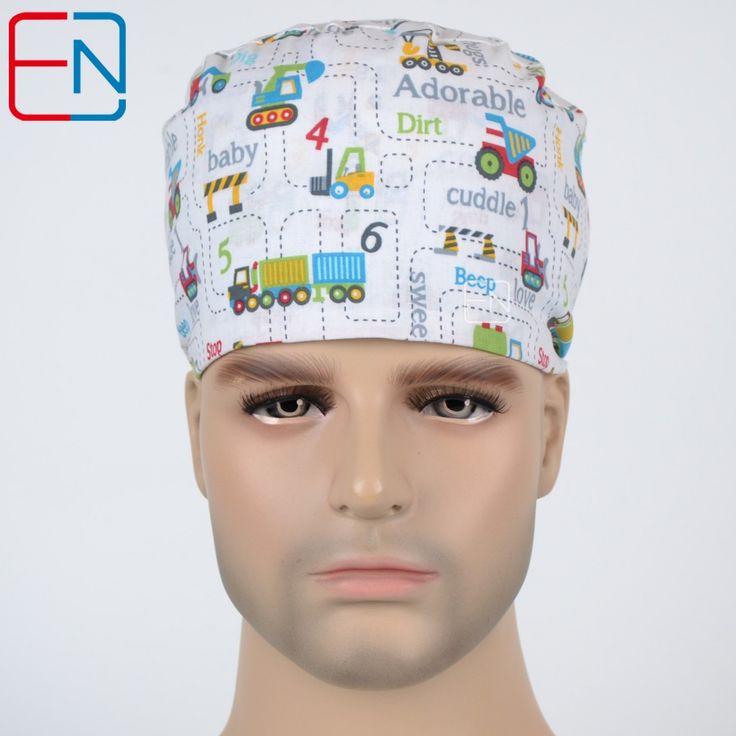 Hennar surgical caps for men MEDICAL CAPS scrub caps