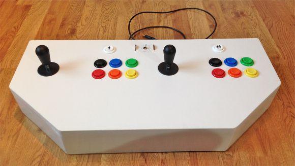 Custom Arcade Control Panel