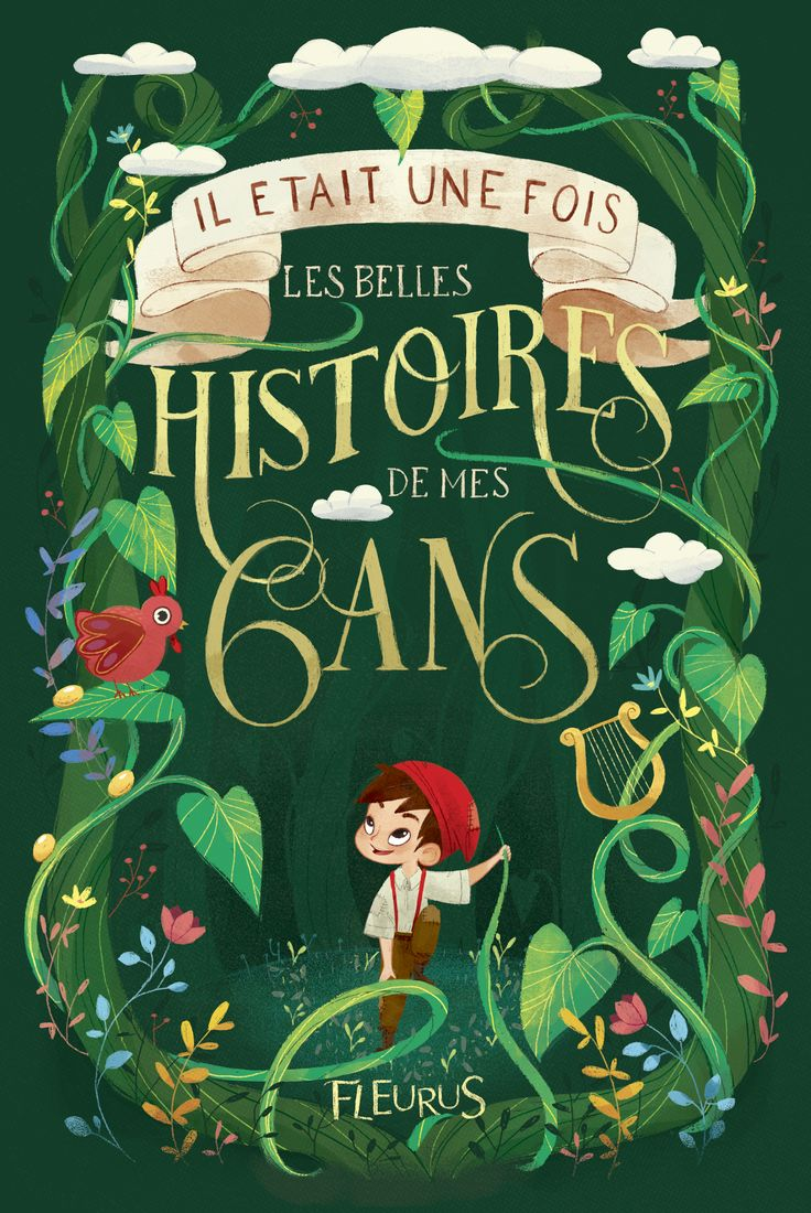 Design book covers online - Cover Design For A Set Of Books For The French Publisher Fleurus Editions Anthologies