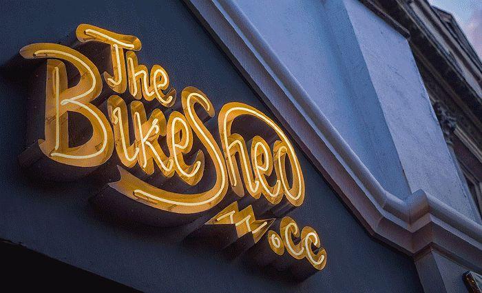 THE BIKE SHED RESTAURANT